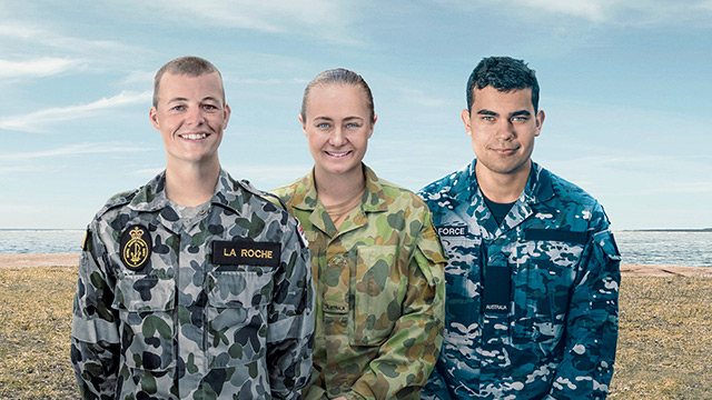 Defence Jobs Australia - A gap year that gives you more