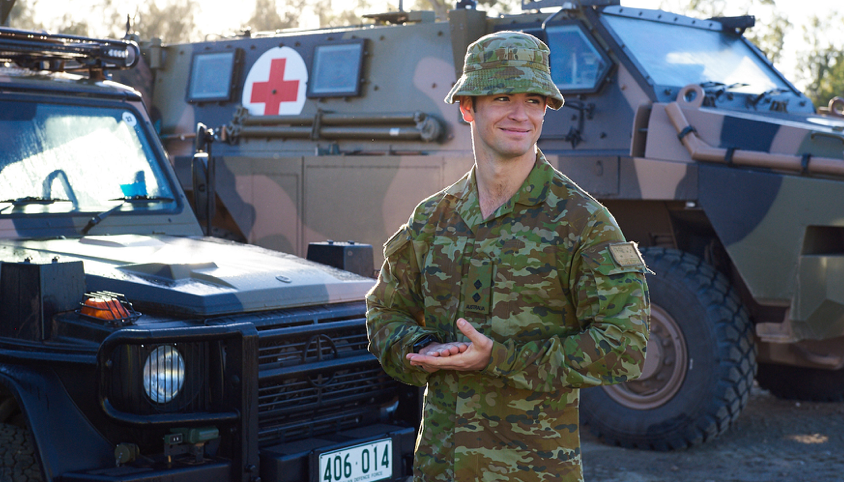 Defence Jobs Australia - Gold Coast Army Reserve Officer