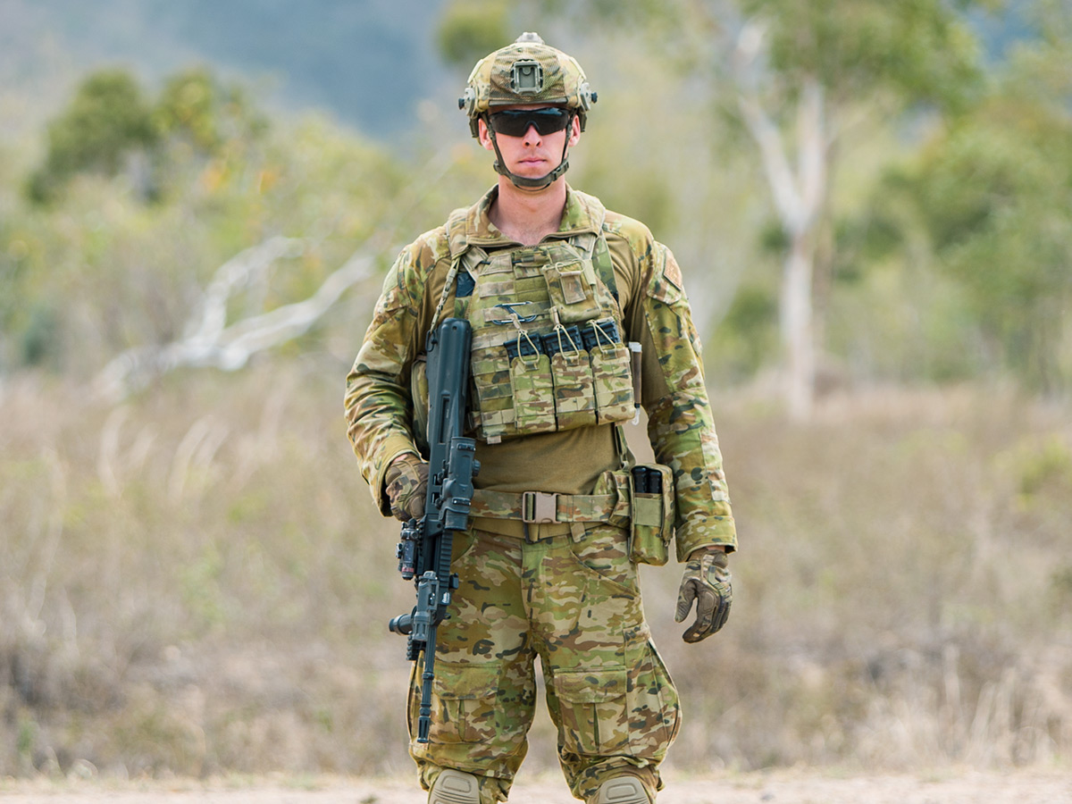 Defence Jobs Australia - Infantry Soldier