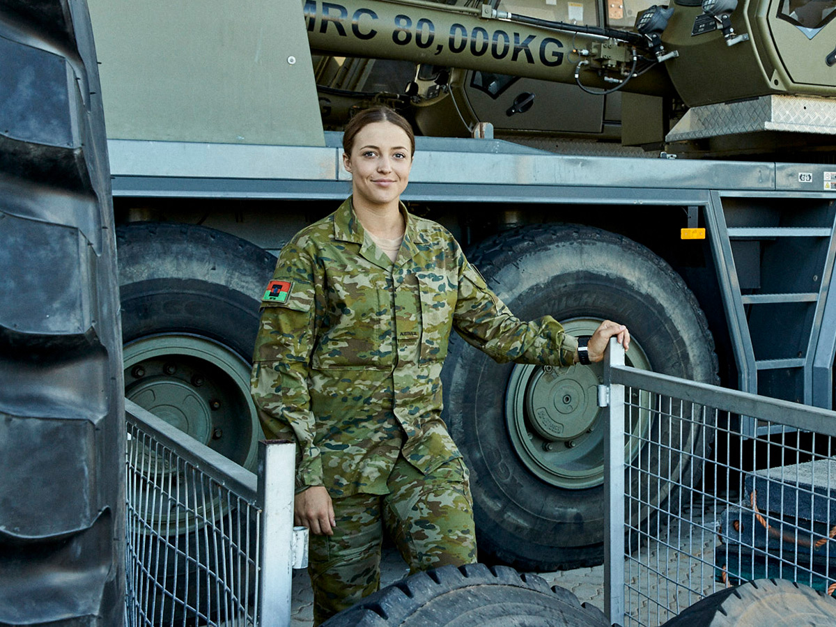 Australian army dating site